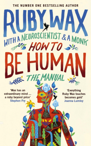ruby-wax-how-to-be-human-book-cover